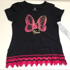 Cute Minnie Mouse top